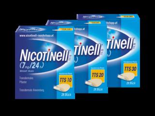 Nicotinell 24 Stunden Pflaster